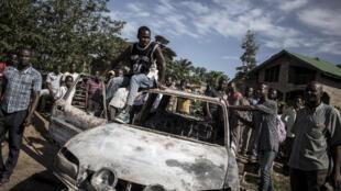 Yan tawayen ADF a kasar Congo