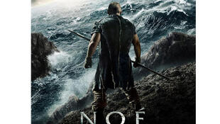L'affiche du film «Noé» de Darren Aronofsky