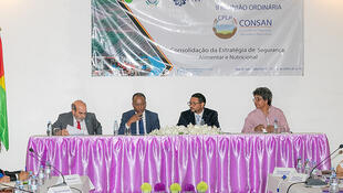 II Reunião do Conselho de Segurança Alimentar e Nutricional da CPLP (CONSAN-CPLP)