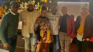 Claudy Siar, l'artiste Says'z, Salomé Je t'aime, Prince Bafouolo, Célyne Fuselier, Medhy.