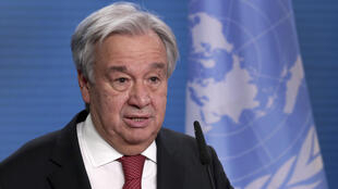 "UN Secretary-General Antonio Guterres said the global community must ""urgently provide"" support to poorer nations"