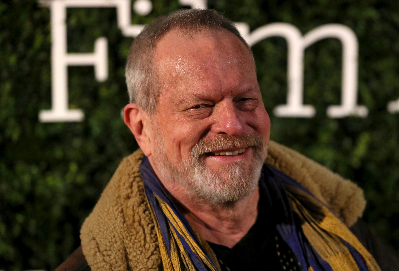 El directorTerry Gilliam.