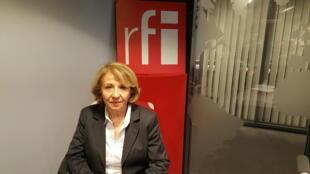 شیرین آزادپور، رئیس انجمن «حمایت از زنان و اقلیت ها در خاورمیانه»