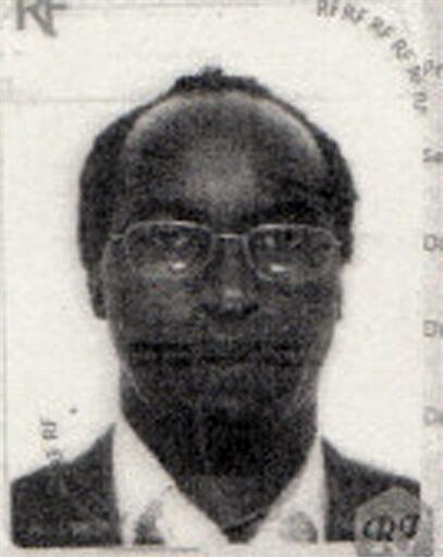 Callixte Mbarushimana in 2004
