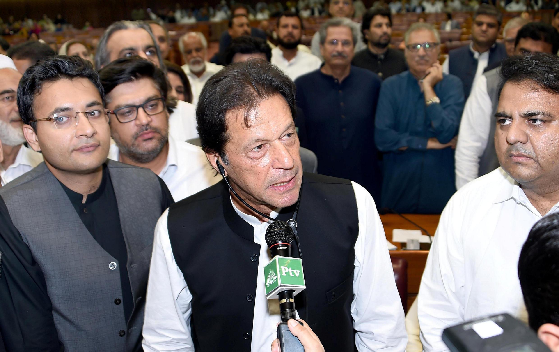 巴基斯坦新總理伊姆蘭·汗