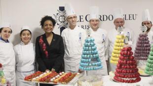 知名的法国蓝带厨艺学院(Le Cordon Bleu)
