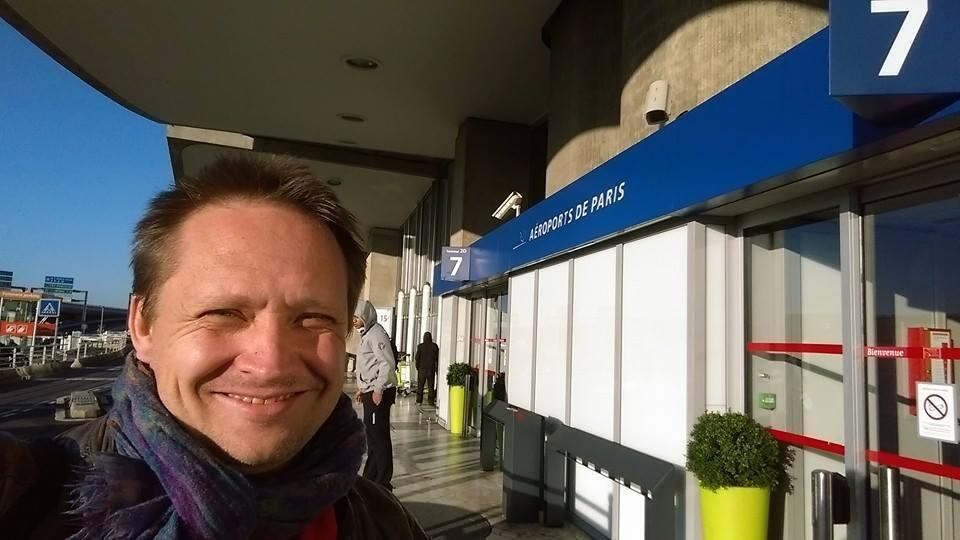 Николай Кобляков вернулся в Париж 5 ноября