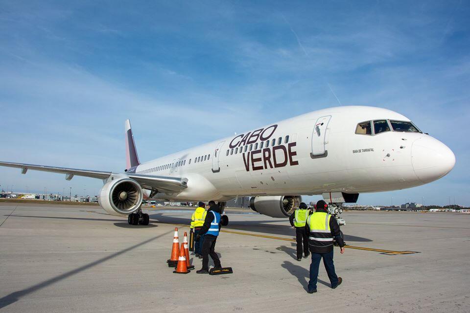 Cabo Verde Airlines - Companhia Aérea - Voos - Cabo Verde - Avião - Aviação