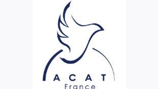 Le logo de l'Action des chrétiens pour l'abolition de la torture (ACAT-France).