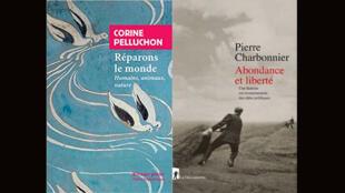 «Réparons le monde, humains, animaux, nature» chez Rivages poche et «Abondance et liberté, une histoire environnementale des idées politiques» aux éditions La Découverte.