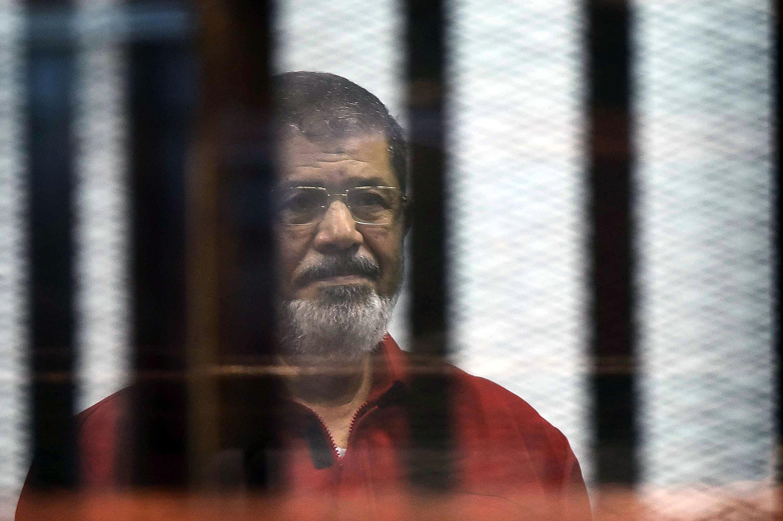 Hambararren Shugaban Masar Mohamed Morsi