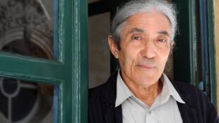 """Boualem Sansal est romancier et auteur d'une dizaine de titres, dont le plus récent est """"Abraham ou la cinquième alliance"""" (Gallimard, 2020)."""