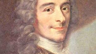 法国思想家伏尔泰