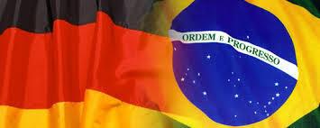 Brasil - Alemanha é primeira meia - final do Mundial 2014