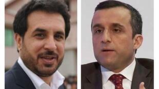 امرالله صالح و اسدالله خالد، دو چهرهی تازه معرفی شده، پیش از این ریاست امنیت ملی افغانستان را به دوش داشتند و بیشتر طرفدار سیاست ضدپاکستانی و ضد طالبانی هستند.