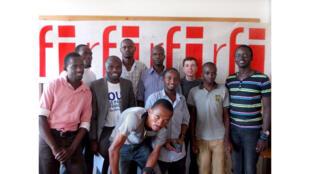 Le Club RFI Kampala.