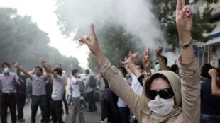 اعتراضات اخیر ایران