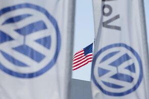 德國著名汽車品牌大眾