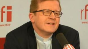 Monseigneur Bernard Podvin.