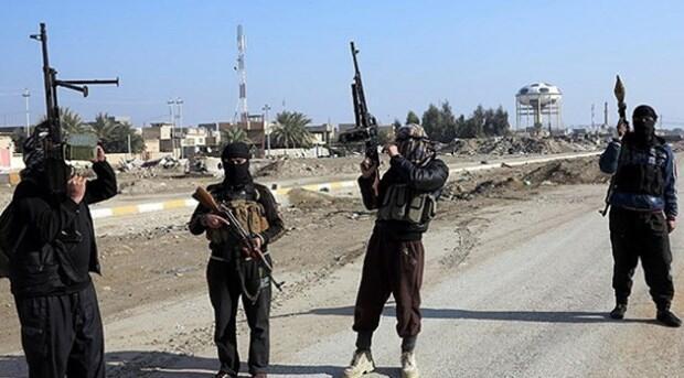 Mayakan kasar Iraqi da suka karbe ikon wasu biranen kasar