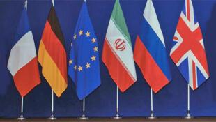 کشورهای فرانسه، آلمان و بریتانیا به همراه مسئول سیاست خارجی اتحادیه اروپا، در روز شنبه ١٤ اردیبهشت/ ٤ مه ٢٠۱٩ بر پایبندی این کشورها به برجام تأکید کردند.
