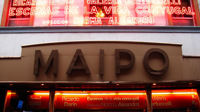 Teatro Maipo - Buenos Aires