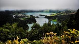 Lagoa das Sete Cidades, São Miguel, Açores.