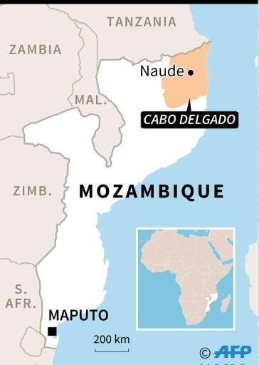 The trial of 189 suspected Islamic militants opened in a tent serving as an improvised courthouse inside a jail in Pemba, the provincial capital of Cabo Delgado, where the accused were allegedly involved in attacks