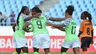 Les Nigérianes, le 21 novembre 2018.