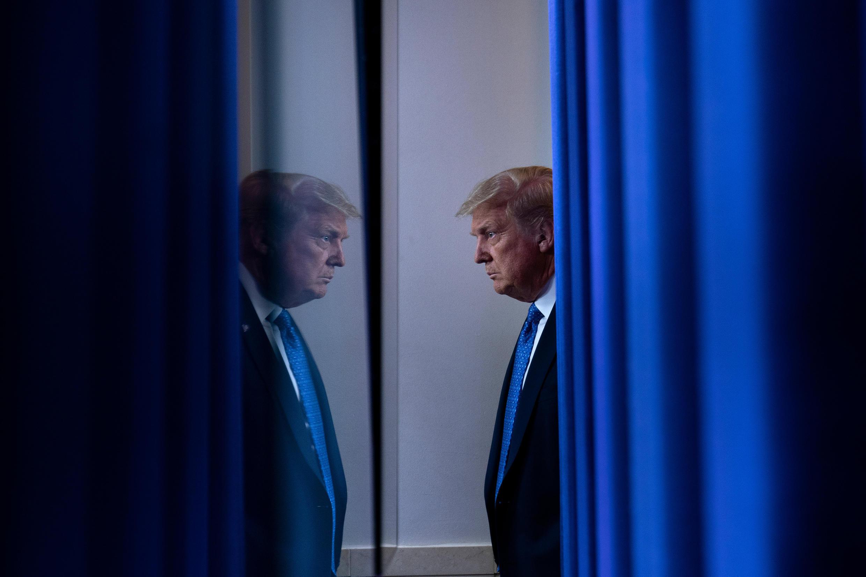 美國總統特朗普謀求連任