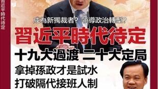 《中國密報》第63期登載的《鄧小平根本不是改革開放的總設計師》