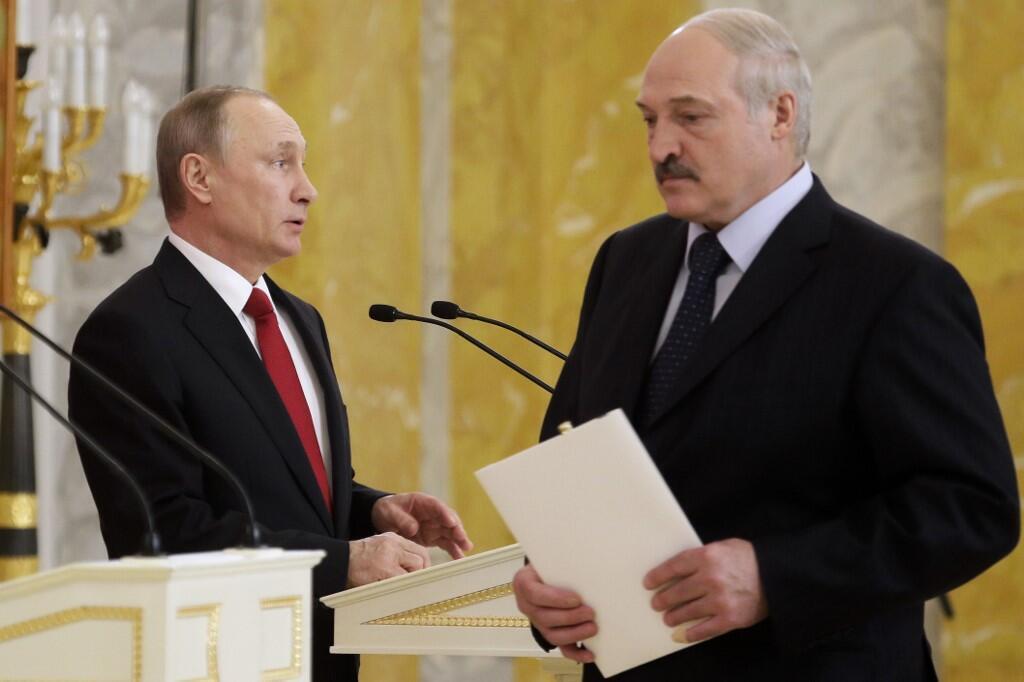В Кремле заявили, что в заинтересованы в «сохранении в Белоруссии стабильной внутриполитической ситуации».