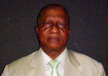 Sebastien Luzanga Shamandevu, porte-parole de la majorité présidentielle congolaise.