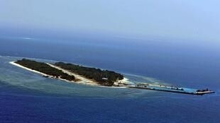 南海东沙岛(Pratas Island)