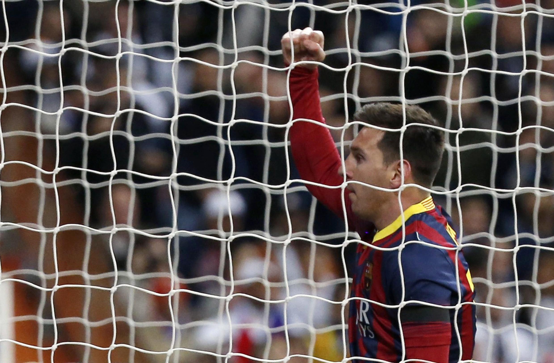 Lionel Messi, mshambuliaji wa klabu ya FC Barcelona