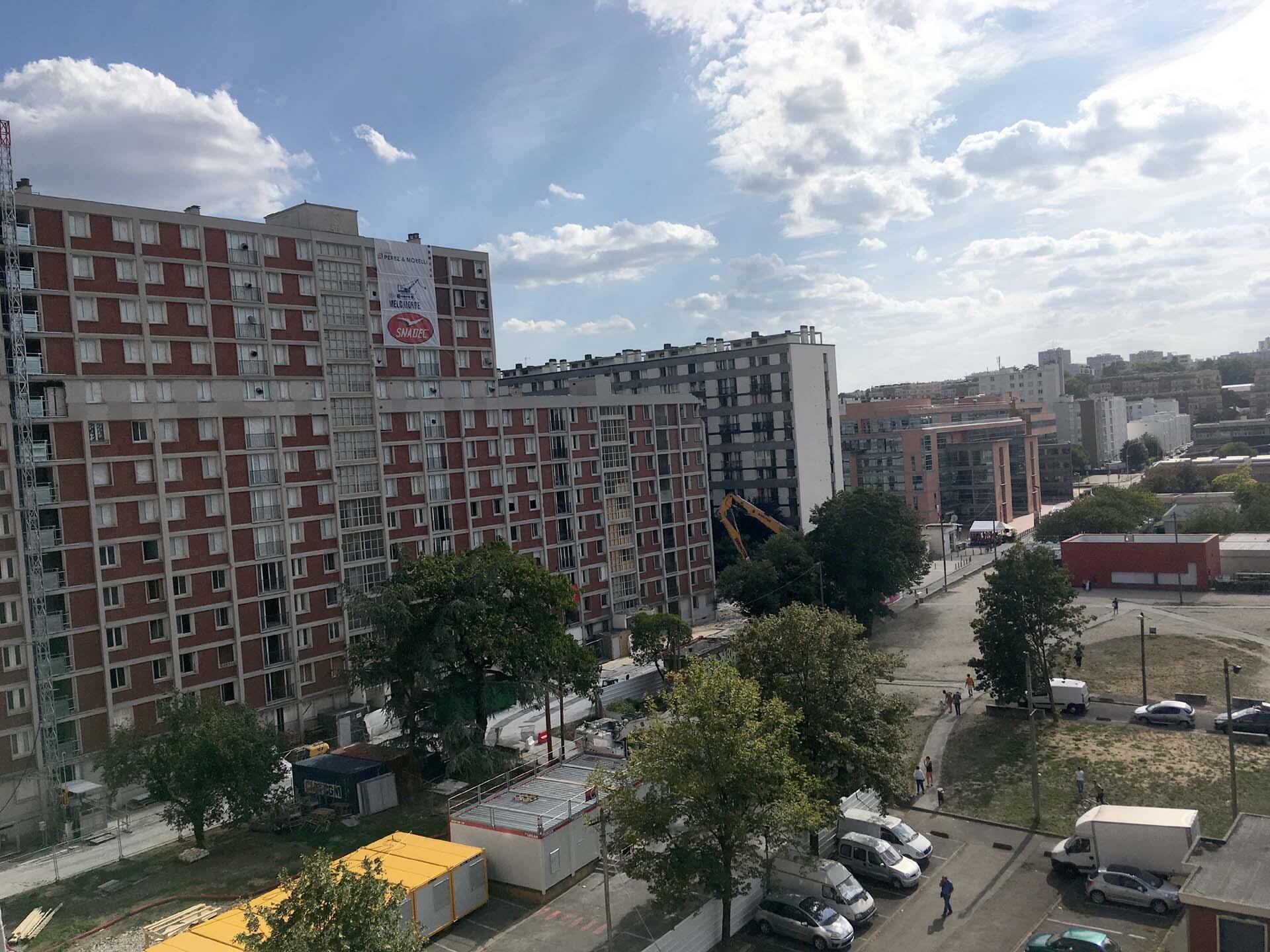 La Cité Gagarine à Ivry-sur-Seine va être détruite avant de devenir un éco-quartier.