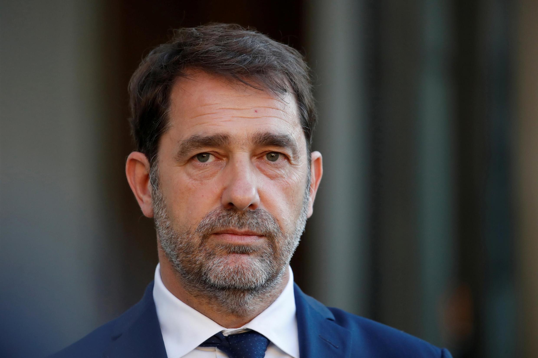 À l'issue d'un scrutin plus serré qu'attendu, Christophe Castaner a pris jeudi la tête des députés LaREM. Ici, le 19 mai 2020.