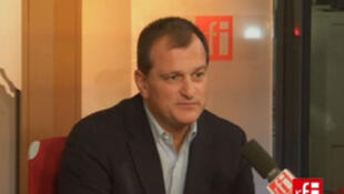 Louis Aliot, vice président du Front national
