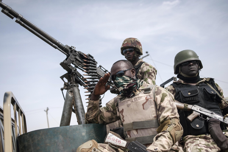 Sojojin Najeriya na samun taimakon mayakan sa kai a yaki da Boko Haram