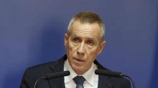 O Procurador de  Paris, François Molins informa sobre o atentado em Nice . 21 de Julho de 2016