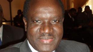 Kadré Désiré Ouedraogo, ancien Premier ministre burkinabè, président de la commission de la Cédéao.