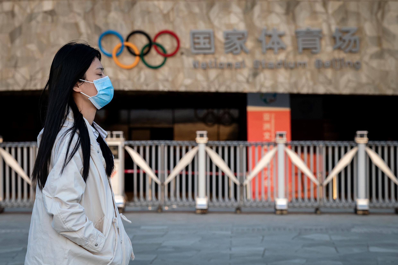 به رغم احتمال لغو بازیهای المپیک ٢٠٢٠ ، مشعل المپیک مسیرخود را طی کرد و به ژاپن رسید DR