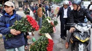 Trong 40 năm qua, mức thu nhập bình quân theo đầu người của Việt Nam đã tăng gấp 5 lần (AFP)