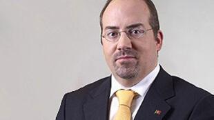 El ministro de economía portugués Álvaro Santos Pereira.