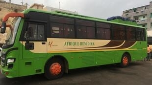 Le service de bus inter-régional Afrique Dem Dikk a été lancé jeudi 23 janvier 2020 à Dakar.