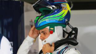 """Felipe Massa: """"segunda aposentadoria é para valer""""."""