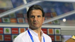 Paulo Duarte, entraîneur du Burkina Faso à la CAN 2017.