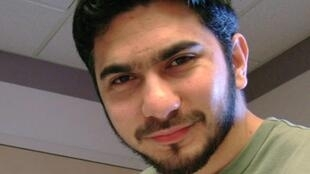 Pakistani-born American Faisal Shahzad who pled guilty to the Times Square bombing