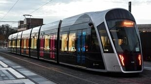 Luxembourg city has an extensive tram network