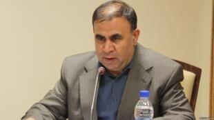 مظفر الوندی مدیر مرجع ملی کنوانسیون حقوق کودک